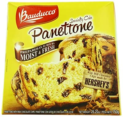 Panettone Hershey's Cake, 26.2 Ounce from Bauducco Foods