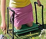 Folding Garden Kneeler Seat Kneeling Pad Gardening 199N