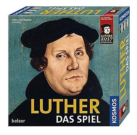 KOSMOS Jeux 692667 - Luther, Jeu de plateau