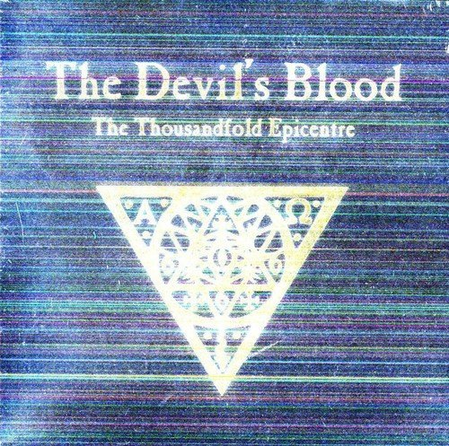The Thousandfold Epicentre (Limited Art Book) by Devil's Blood