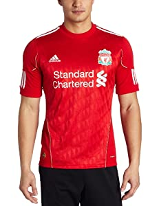 Liverpool Home Soccer Jersey by adidas