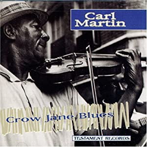 crow jane blues
