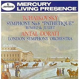 """Symphony N 6 """"Pathétique"""";Roméo Et Juliette"""