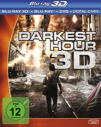 Darkest Hour (+ Blu-ray + DVD + Digital Copy) [Blu-ray 3D]