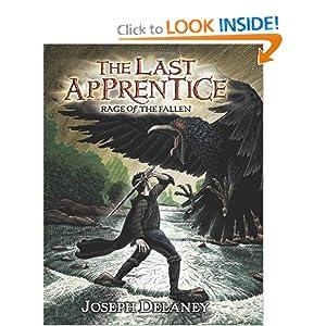 The Last Apprentice - Joseph Delaney