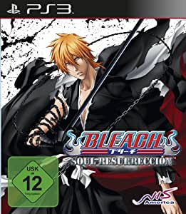 Bleach: Soul Resurrección - [PlayStation 3]