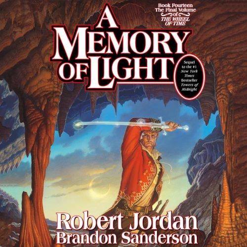 A Memory Of Light - Robert Jordan and Brandon Sanderson