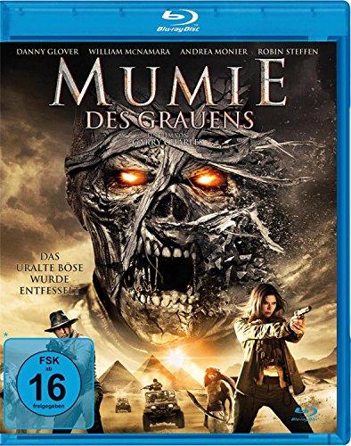 Mumie des Grauens [Blu-ray]