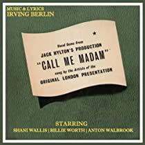 Call Me Madam (Original London Presentation)