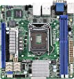 ASRock E3C226D2I Server/Workstation-Platine (Sockel 1150, Intel C226, DDR3, S-ATA 600, M-ITX)