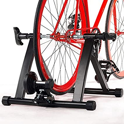 Indoor-Bike-Trainer-Stand-Portable-Exercise-Bicycle-Trainer-Magnetic-Stand