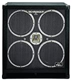 Behringer ULTRABASS BB410 Bass Guitar Amplifier Cabinet - 4x10 inch, 1200 watts