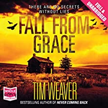 Fall from Grace (       UNABRIDGED) by Tim Weaver Narrated by Ben Allen