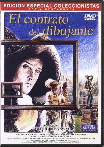 El Contrato Del Dibujante [DVD]