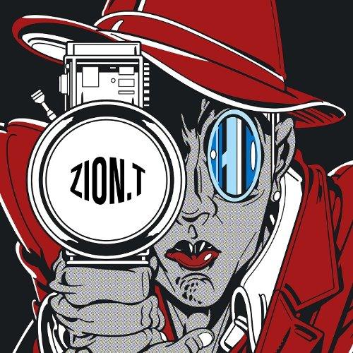 Zion.T 1集 - Red Light (韓国盤)
