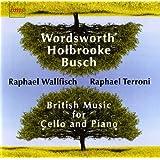 British Music for Cello and Piano