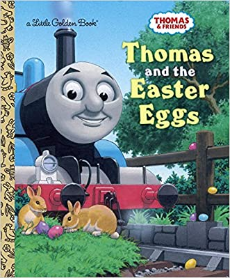 Thomas and the Easter Eggs (Thomas & Friends) (Little Golden Book) written by Golden Books