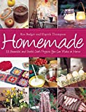 img - for Homemade: 101 Beautiful and Useful Craft Projects You Can Make at Home book / textbook / text book