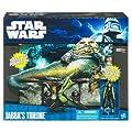 Star Wars Clone Wars Exclusive Deluxe Figure Battle Pack Jabbas Throne