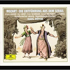 Mozart, W.A.: The Abduction from the Seraglio