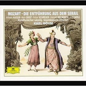 """Mozart: Die Entf�hrung aus dem Serail, K.384 / Act 2 - """"Vivat Bacchus! Bacchus lebe!"""""""