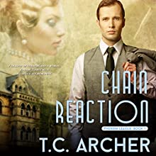 Chain Reaction: The Phenom League (       UNABRIDGED) by T. C. Archer Narrated by Robert Coltrane