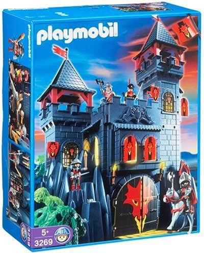 Playmobil - 3269 Rock Castle