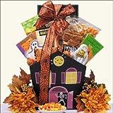 Hauntingly Delicious: Gourmet Halloween Gift Basket