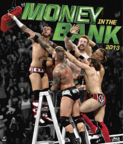 WWE: Money in the Bank 2013 (Blu ray) [Blu-ray]