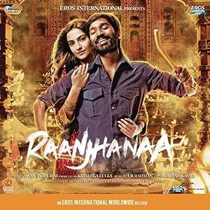 Raanjhanaa Hindi Audio CD fully Boxed