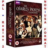 Charles Dickens BBC Collection [NON-U S A  FORMAT: PAL + Region 2 + U K  Import] (Includes: The Pickwick Papers / Oliver Twist / A Christmas Carol / Martin Chuzzlewit / David Copperfield / Tale Of Two Cities / Great Expectations / Our Mutual Friend) [ORIG