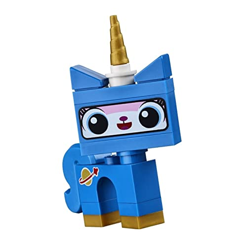 LEGO Movie Astro Kitty Minifigure Blue Unikitty Microbuild