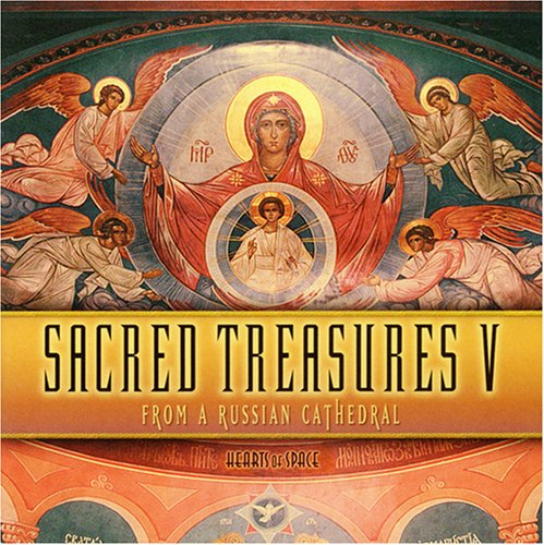 Sacred Treasures 5: From a Russian Cathedral