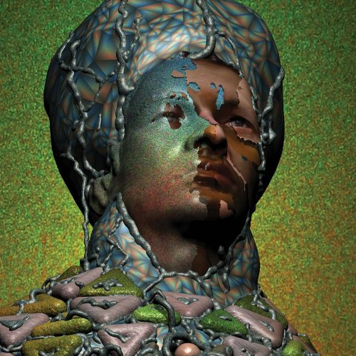 Odd Blood by Yeasayer album cover