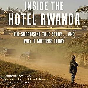 Inside the Hotel Rwanda Hörbuch