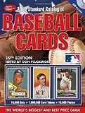 Standard Catalog of Baseball Cards [With CDROM]