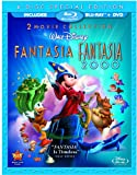 Image de Fantasia / Fantasia 2000 (Four-Disc Blu-ray/DVD Combo)