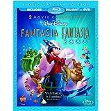 Fantasia / Fantasia 2000 (Four-Disc Blu-ray/DVD Combo) ~ Leopold Stokowski