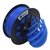 CCTREE 1.75mm PLA 3D Printer Filament Accuracy +/- 0.03 mm 1kg Spool (2.2lbs) for Creality CR-10S, Blue (Color: Blue)