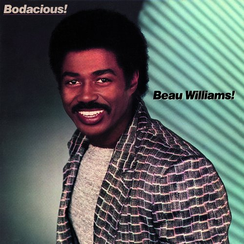 Beau Williams Bodacious! Audio CD