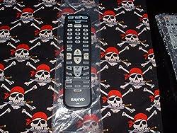 Sanyo TV Remote Control FXRF DS31810 LIGHT PIP Supplied with models DS31810 DS31590 DS35590 DS35500 DS35510 DS27910 DS31820 DS32830 DS32830H