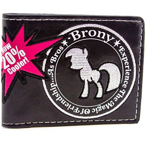 cartera-de-hasbro-my-little-pony-brony-friendship-negro