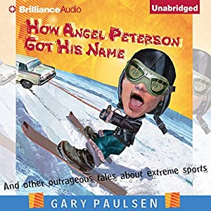 How Angel Peterson Got His Name Audiobook