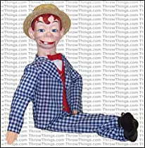 Mortimer Snerd Standard Upgrade Ventriloquist Dummy