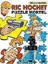 Ric Hochet, Tome 74 : Puzzle mortel