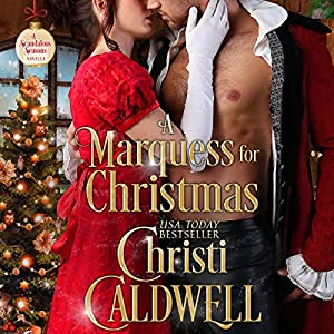 A Marquess for Christmas Audiobook