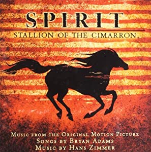 Spirit Stallion Of The Cimarr