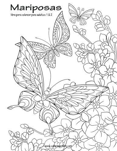mariposas-libro-para-colorear-para-adultos-1-2-spanish-edition