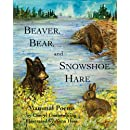 Beaver, Bear, and Snowshoe Hare