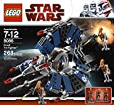 61mEFSyV1BL. SL160  LEGO Star Wars Trifighter Droid (8086)